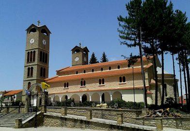 Εγκαίνια Παρεκκλήσιων – Ιερός Ναός Αγίας Μαρίνας Τσοτυλίου – Σάββατο 30 Ιουνίου.