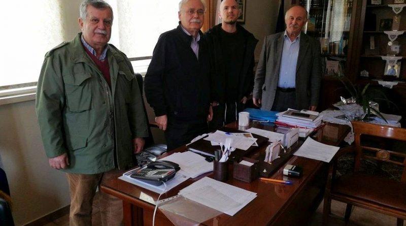 Υπογραφή σύμβασης μελέτης ύδρευσης Λουκομίου στο Δήμο Βοϊου.