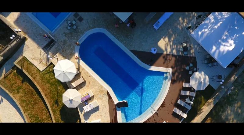 Κτήμα Εύα – Έναρξη Πισίνας στην Εκάτη στο Τσοτύλι Βοΐου Ιούλιος 2018 (Βίντεο).